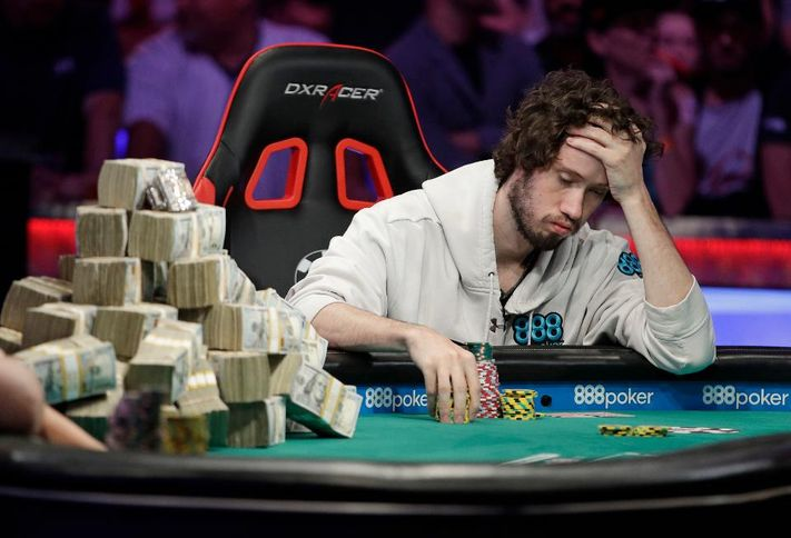Using Math In Poker betting players