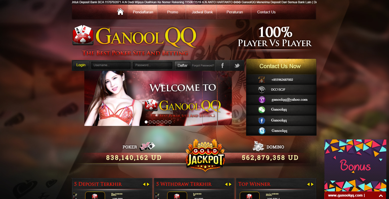 Win Real Money Online - Online Gambling