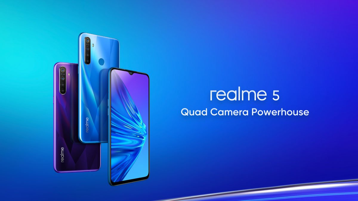 As Part Of The Realme Ecosystem
