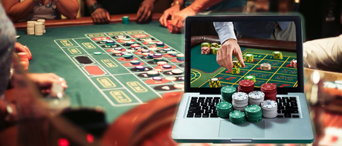 Playing Online Casino Poker