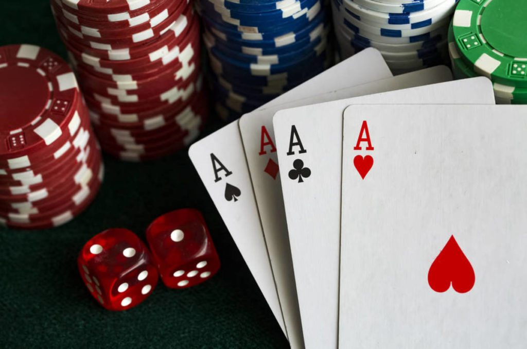New Questions Concerning Casino Poker Answered