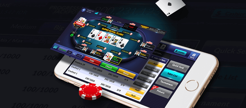 The Online Casino Cover Up