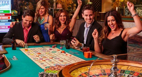 Selection of games for gambling