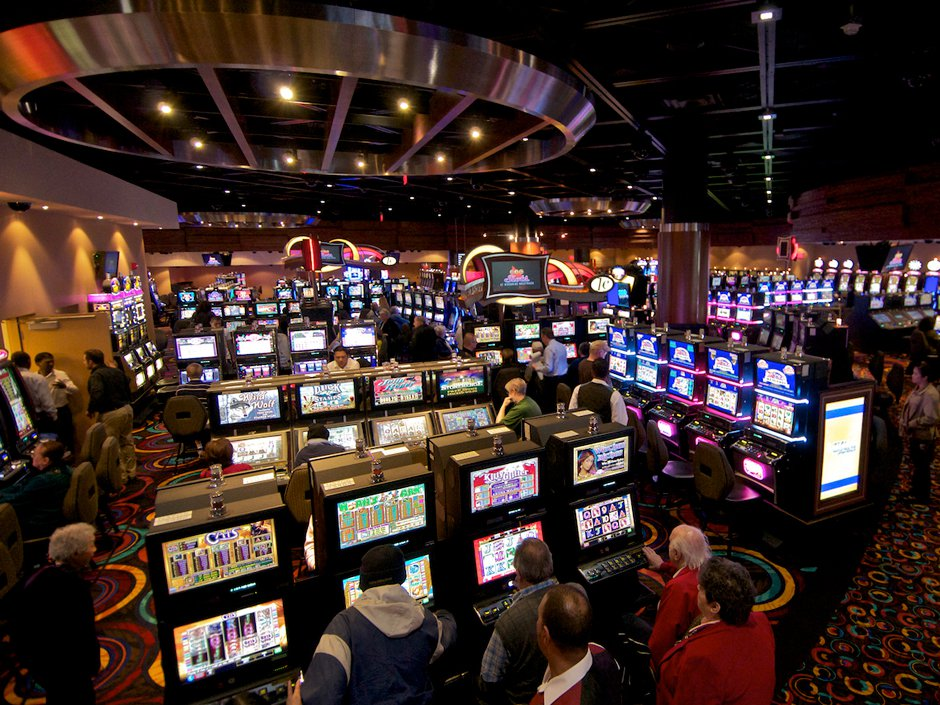 Four Superior Tips on Casino From Unlikely Websites